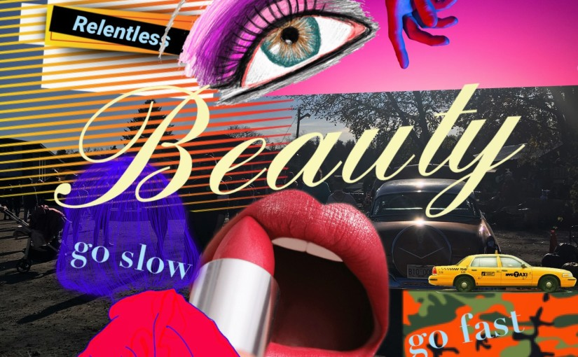 Relentless Beauty – Directing Art in Life