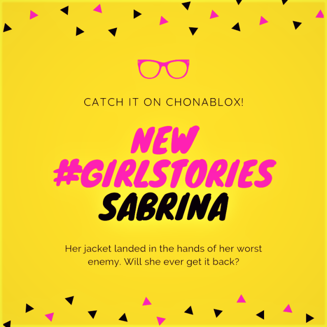 new #girlstories sabrina (1)