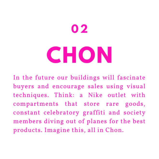 Chon Text