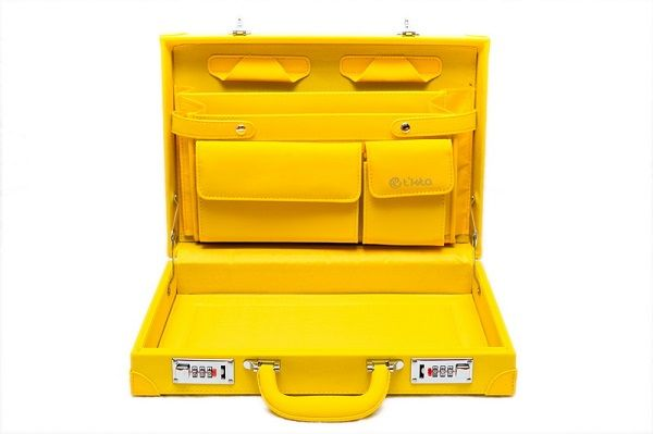 Yellow Briefcase